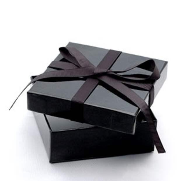 Чёрные подарки (подборка)
