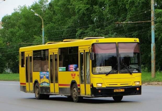 В Ижевске 19 июня запустят дополнительные рейсы автобусов до кладбищ