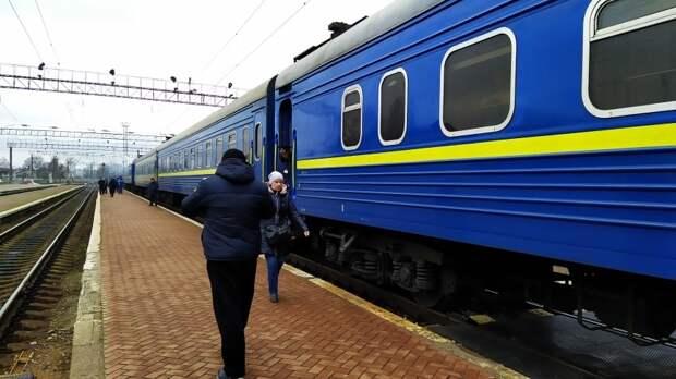 Депутата Рады Гончаренко обворовали в поезде Одесса — Ковель