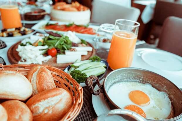 Топ-5 самых лучших продуктов для завтрака