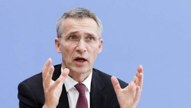 Генсек НАТО обрисовал перспективы взаимоотношений России и альянса