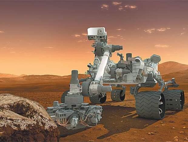 Сергей Королёв планировал отправить экипаж к Марсу в 1974 году