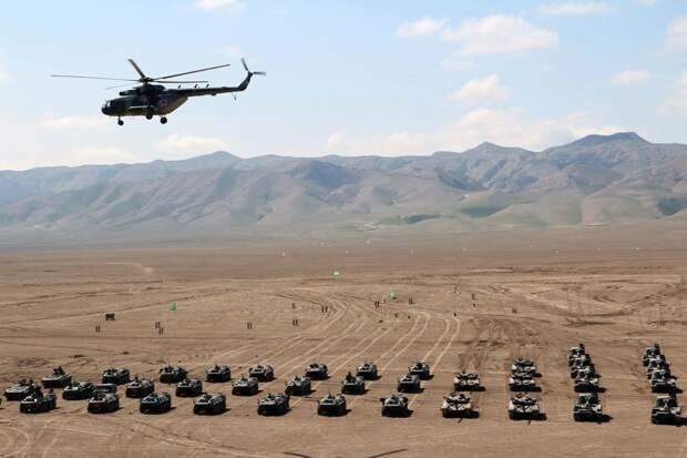 Афганский вызов: ОДКБ и ШОС строят единый фронт