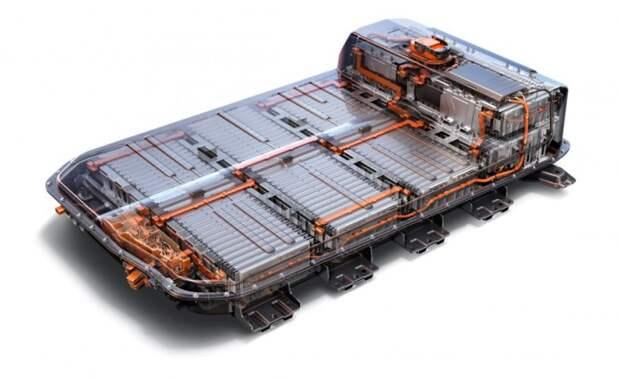 Кремний-анодные батареи