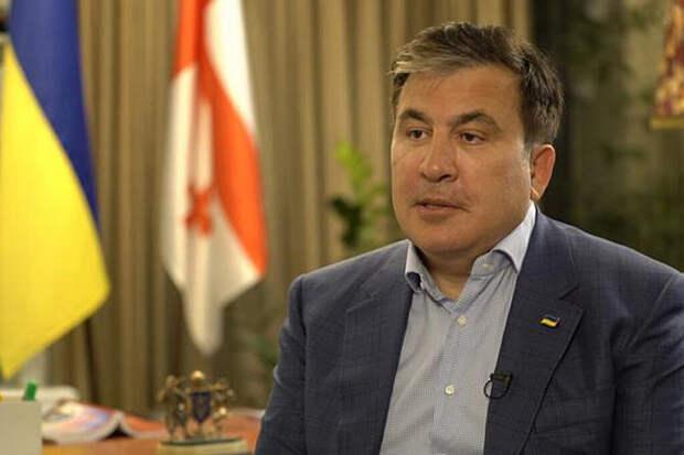 Грузинские власти исключают передачу Саакашвили на Украину