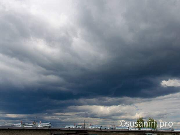 Во вторник в Удмуртии будет дождливо