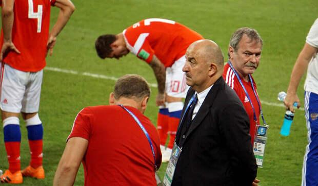 Спортивный обозреватель оценил шансы Черчесова остаться после провала наЕвро-2020