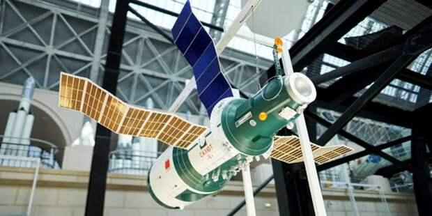 В центре «Космонавтика и авиация» на ВДНХ появились новые экспонаты. Фото: mos.ru