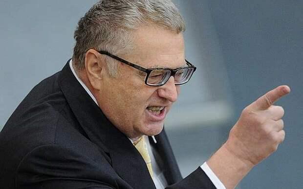 Жириновский: ВСУ разбегутся, как крысы, вся Европа будет нам благодарна