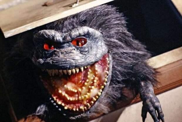 Фильмы ужасов, которые вызовут смех