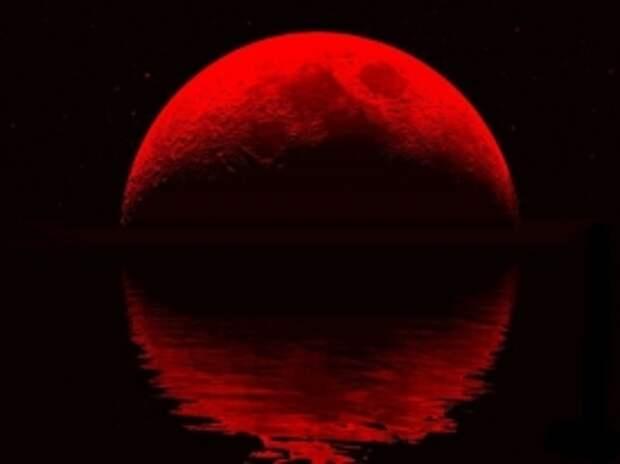 Лунное затмение 23 марта 2016 года - точное время и влияние на людей