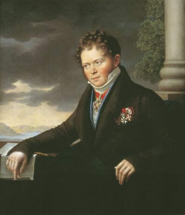 Николай Арендт, лейб-медик, величайший хирург своего времени.