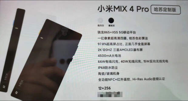 Xiaomi Mi Mix 4 Pro слишком хорош, чтобы быть правдой