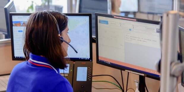 Более 2,7 миллиона вызовов приняли операторы столичной системы 112 в этом году. Фото: Управление по СЗАО Департамента ГОЧСиПБ