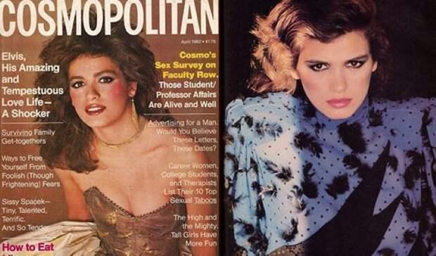 Джиа Каранджи совершила революцию в мире моды
