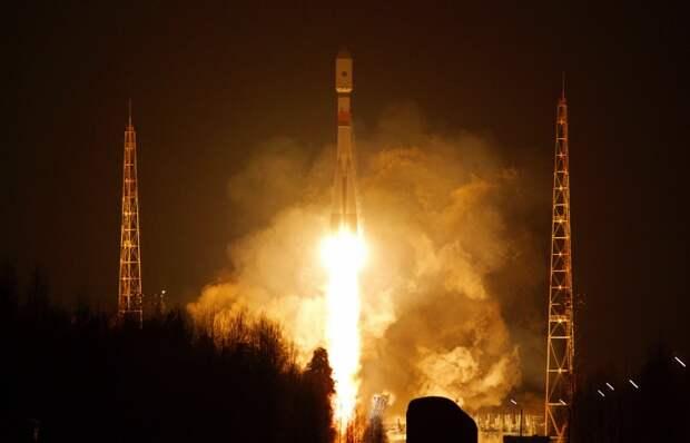 Космический аппарат ГЛОНАСС-К успешно выведен на орбиту