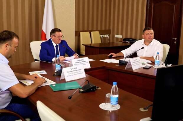 Власти Крыма расторгнут контракты с тремя подрядчиками, которые строят детсады в Феодосии