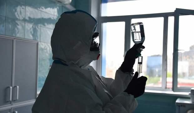 В России за сутки подтвердили 9,4 тысячи случаев заражения COVID-19
