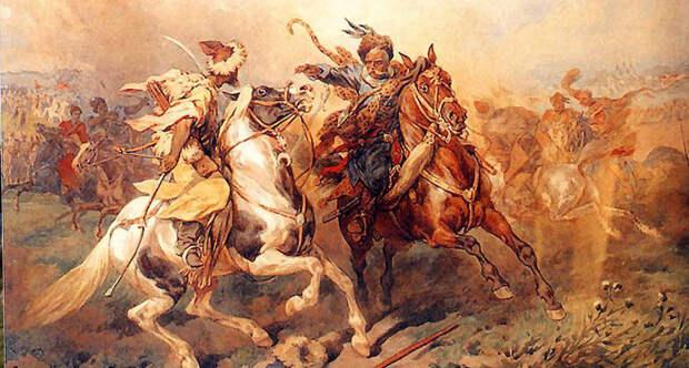 «Сарматская Катынь». Как запорожцы вырезали шляхтичей гетмана Калиновского в битве под Батогом