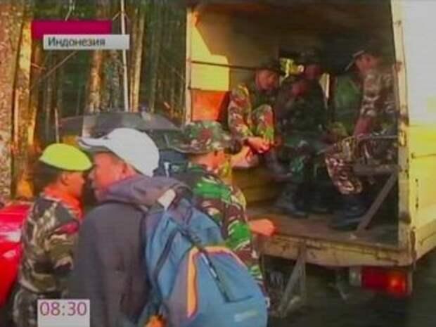 На месте крушения Superjet-100 в Индонезии найдены останки погибших