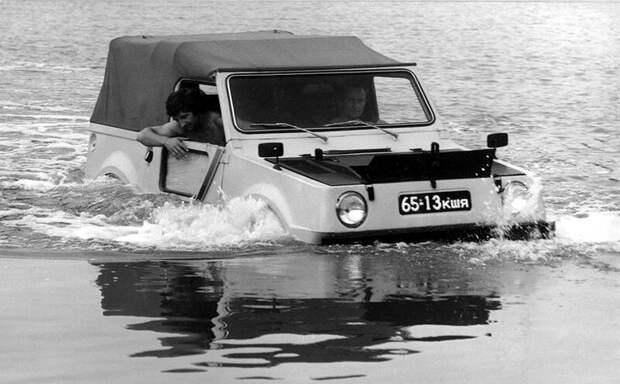 ВАЗ-Э2122 СССР, авто, история, факты