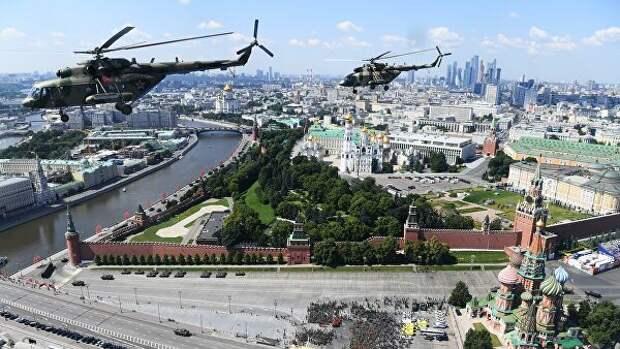 10 фото и видео Парада Победы 2020 года в Москве