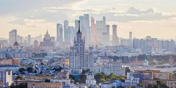 Москва и Сеул договорились о сотрудничестве в области инноваций Фото: М. Денисов mos.ru