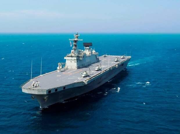 Универсальные десантные корабли «Токто»: планы и реальность