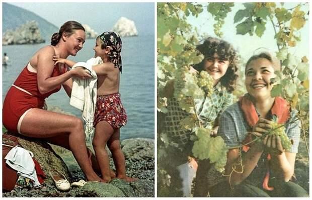 К Международному женскому дню!Фотографии Советских женщин, которые совершенно не похожи на наших современниц