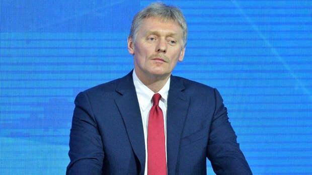 Песков подтвердил, что здоровье Путина после вакцинации в порядке