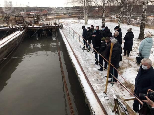 Депутаты Гордумы Ижевска посетили ключевые объекты водоснабжения города