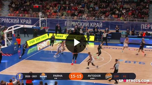 Parma vs. Avtodor Condensed Game April, 17 | Season 2020-21