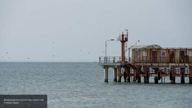 Вильфанд назвал максимальную температуру Черного и Азовского морей в этом сезоне
