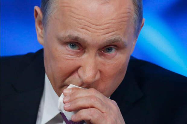 О добровольно-принудительном уходе Владимира Путина