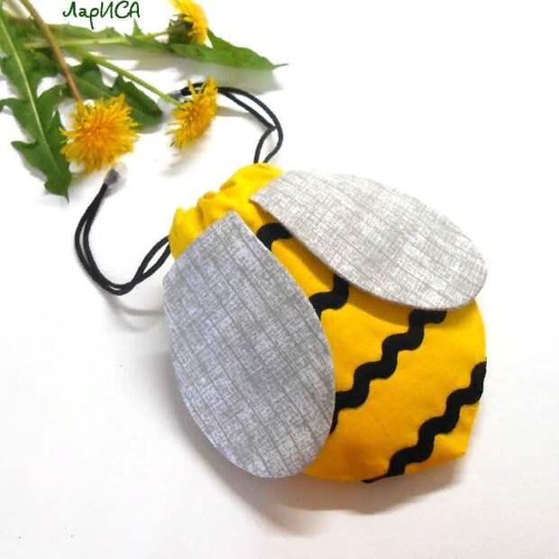 Идеи симпатичных детских handmade сумок и рюкзачков
