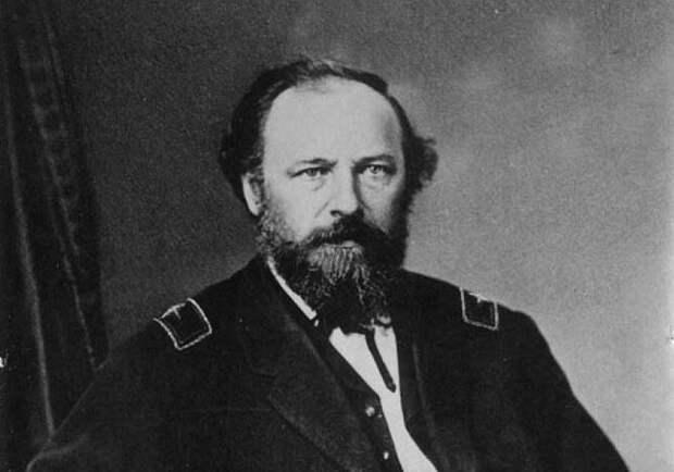 Джон Турчин - генерал Союза времен гражданской войны
