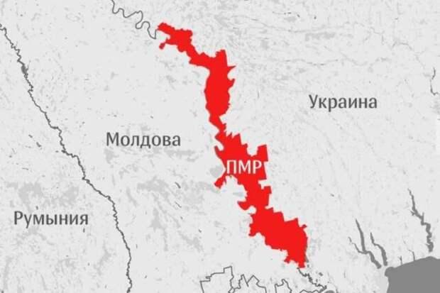 Украина и Молдавия пытаются спровоцировать Россию на новый конфликт