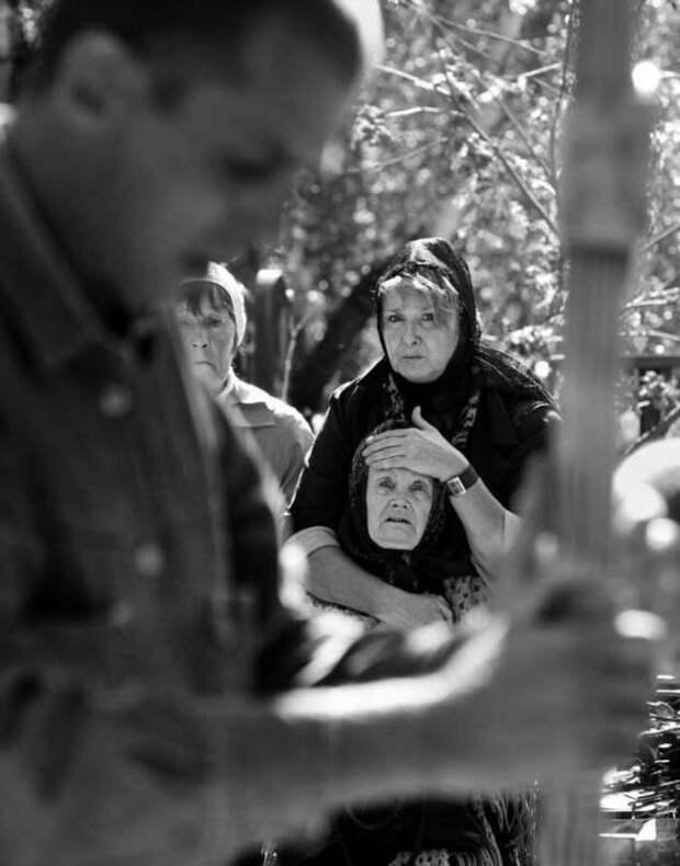 Повседневная жизнь России в фотографиях Сергея Коляскина