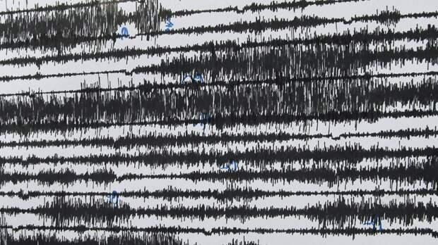 Сейсмологи зафиксировали на Тайване мощное землетрясение
