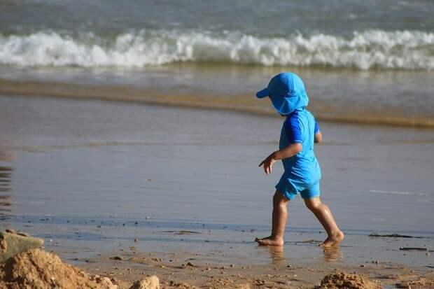 На пляжах Кубани стали чаще теряться дети