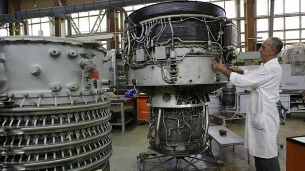 Китай покупает у Украины секреты советских авиадвигателей