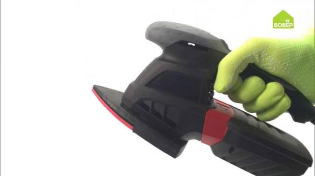 Азбука ремонта: работаем вибрационной шлифмашинкой