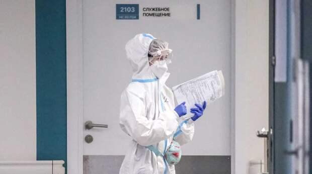 Еще 8 589 зараженных: свежая статистика по коронавирусу в России на 19 апреля