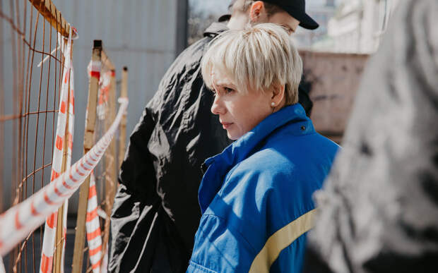 Чулпан Хаматова, Андрей Бурковский, Константин Хабенский снялись в клипе группы ДДТ