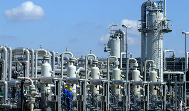 «Газпрому» пригодились европейские ПХГ