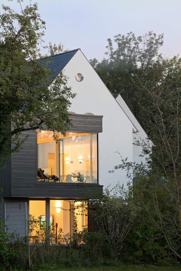 Houzz Германия: Перестройка двух одинаковых домов — сравниваем!