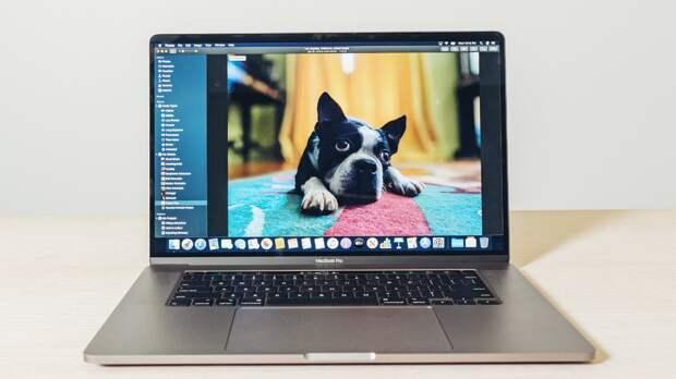 Apple признала проблемы с новыми MacBook Pro