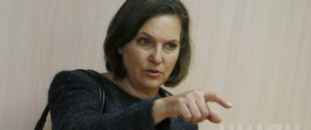 Визит Нуланд в Киев - подготовка к атаке на Россию