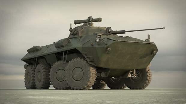 БТР-90 «Росток»: последняя реплика советских бронетранспортеров