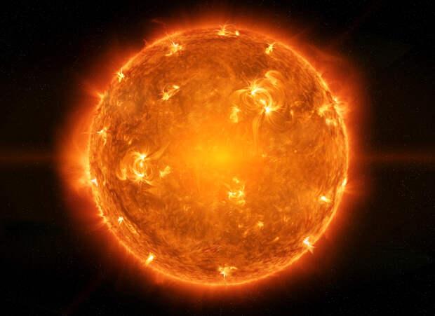 Магнитные волны объяснили загадку внешнего слоя Солнца